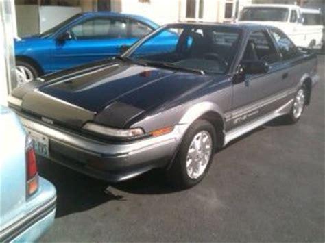 1989 Toyota Corolla 2 Door Buy Used 1989 Toyota Corolla Gts Coupe 2 Door 1 6l In