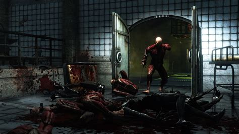 first update for killing floor 2 contains a brand new map with a creepy fortress vg247