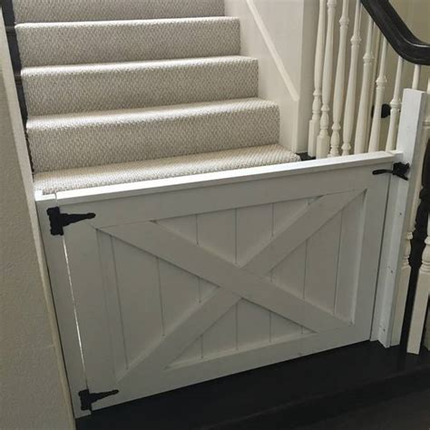 toddler stairs barn door baby gates   win