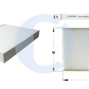 filtro cabina xtrail 2016 filtro de cabina cardoc cc7025 lubrimundo