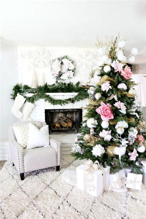 Addobbi Di Natale Shabby Chic by Decorare Il Natale In Stile Shabby Chic 20 Idee Per