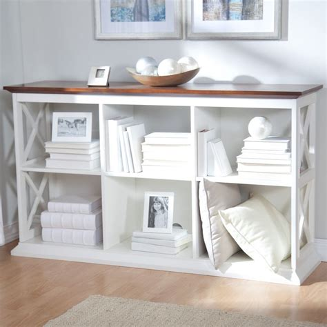 belham living hton tv stand bookcase white belham living hton console bookcase in white oak