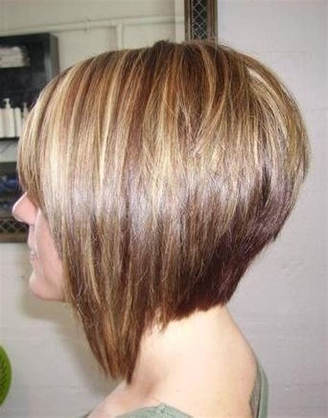 back pictures of a line bob hair cut short bob hairstyles back view