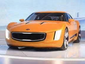 kia shows new sports car concept