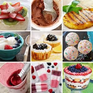 skinny summer desserts skinnytaste