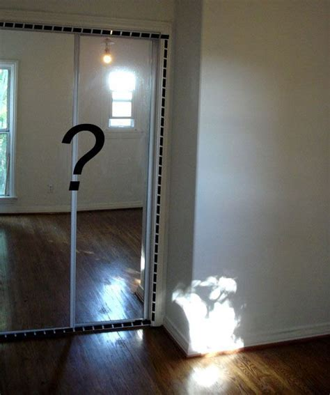 Sliding Mirror Closet Door Track 5 Ideas For Sliding Mirror Closet Doors