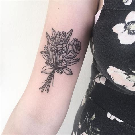bunch of roses tattoo 1000 images about blackwork tattoos on