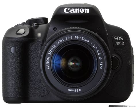 Kamera Canon Eos D700 Canon Eos 700d Rebel T5i In Depth Review Digital Photography Review
