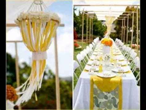 Baby Shower Yard Decorations by Easy Outdoor Baby Shower Ideas