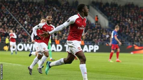 arsenal europa league draw arsenal make it to reach europa league last four
