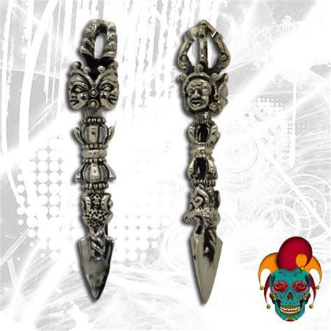 tattoo parlor earrings dangling cultural silver earrings