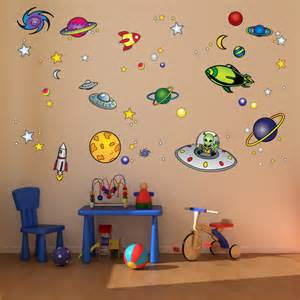 space decorations for bedrooms outer space theme bedroom decorating ideas room