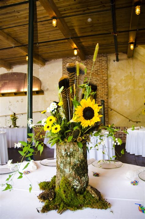 Wedding Log by 304 Best Images About Sunflower Weddings On