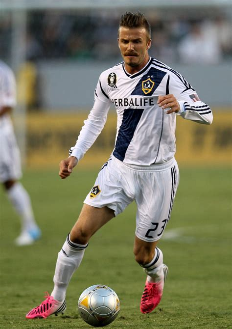 David Beckham In by David Beckham In Vancouver Whitecaps V Los Angeles Galaxy