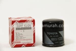 Filter Oli Saringan Oli Oli Filter Toyota Corolla Dx filter oli original innova bensin