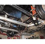 MGB V8 Conversion  Rear Axle And Propshaft