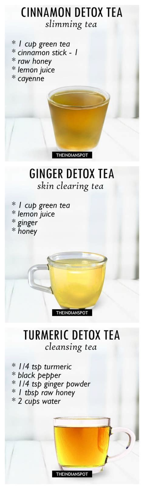 Healthy Easy Detox Drinks by 8 Detox Drinks To Get You Healthy Easy Meals For All