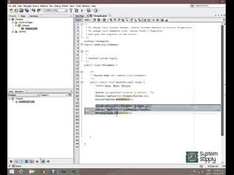figuras geometricas java programa en java para calcular el area de un rectangulo