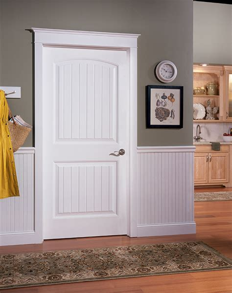 Masonite Cheyenne Interior Doors Cheyenne 2 Panel Camber Top Plank Smooth Craftwood Products For Builders And Designers In