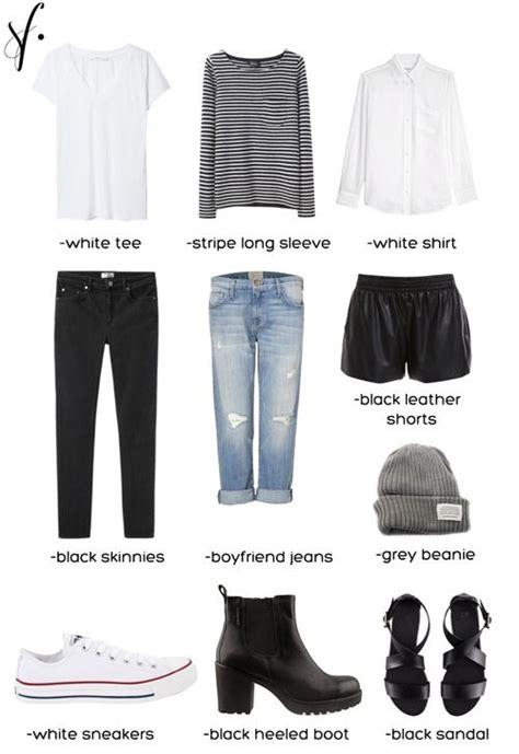Basic Clothes For Wardrobe by 1000 Ideas About Basic Wardrobe Essentials On