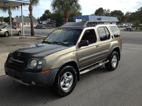 car engine manuals 2002 nissan xterra regenerative braking 2002 nissan xterra ew details melbourne fl 32901