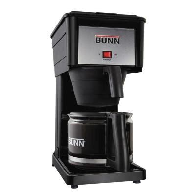 Bunn Velocity Brew 10 Cup Original Home Coffee Maker GRB   The Home Depot