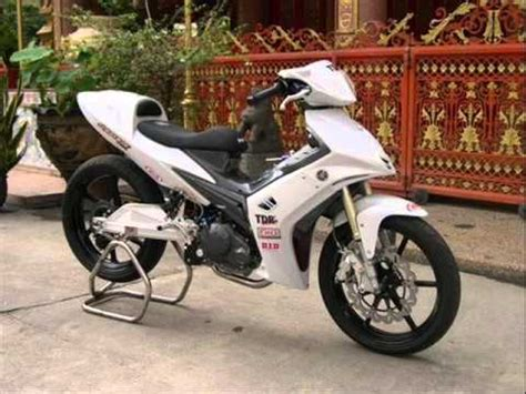 Knalpot Racing Yamaha Jupiter Mx New 135 Termignoni Rainbow Fullsystem 2 kit new jupiter mx doovi