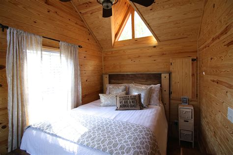tiny house with bedroom downstairs tiny house town the chattahoochee from rustic river park