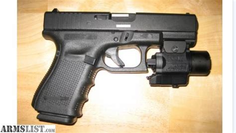 glock 19 4 light armslist for sale trade glock 19 4 with light