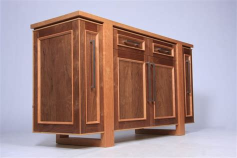 Credenza Entertainment Center crafted modern entertainment center or credenza by geometric innovations llc custommade