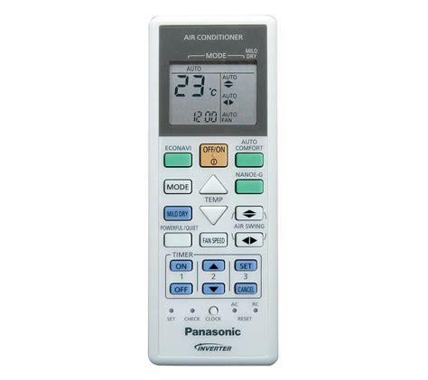 Remot Remote Ac Panasonic Inverter Kw panasonic inverter heat air conditioner air conditioning 1oo appliances