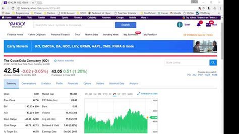 yahoo finance stock quotes mobile yahoo finance stock quotes quotes of the day