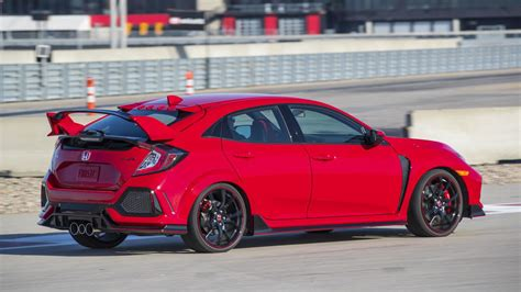 Civic Type R Tune by Honda Civic Type R Tune Adds An 47 Hp 72 Lb Ft