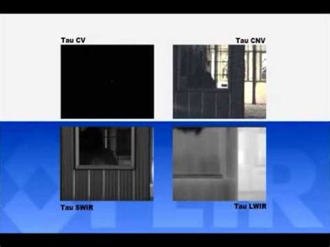 daylight vs swir vs lwir vs low light youtube