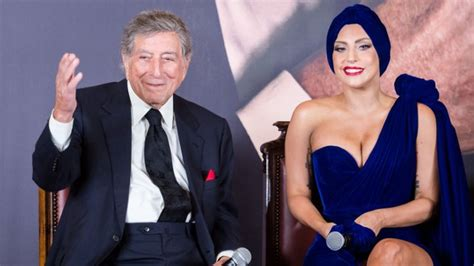 2014 h m holiday commercial with lady gaga tony bennett lady gaga previews h m holiday caign