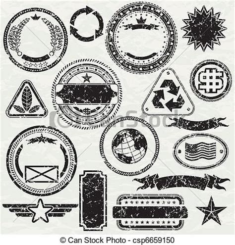 grunge design elements vector grunge stams grunge rubber st design elements vector