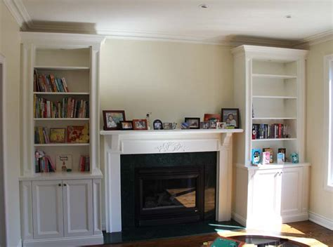 Bookshelf Guelph Custom Cabinetry Built In Wall Units Mississauga