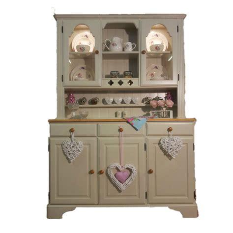 Ducal Pine Dresser by Ducal Pine 3 Cupboard Kitchen Dresser Painted In