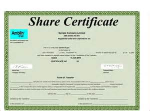 Shareholding Certificate Template by Register Free And Software Reviews Cnet