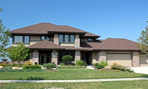 Modern Prairie Style Modern Prairie Style House Plans Prairie Style Design Contemporary Craftsman Style Mexzhouse