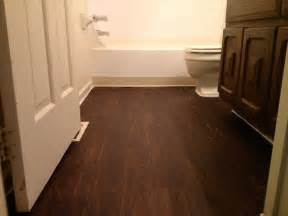 Bathroom Floor Ideas Vinyl by Vinyl Bathroom Flooring Bathroom Remodel Pinterest