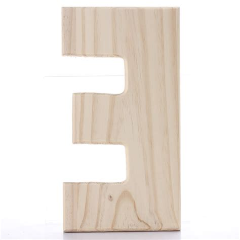 free shipping pine wooden letter quot h o m e quot 4 piece unfinished bold wood letter e word and letter cutouts