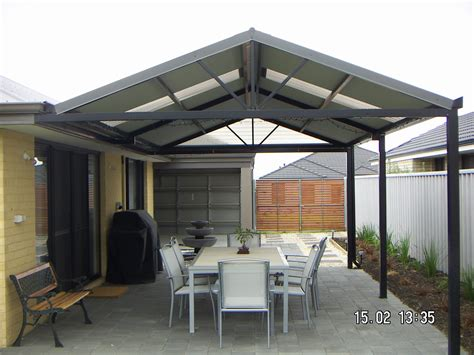Gable Patio Designs How To Build A Gable Roof Patio Cover Icamblog