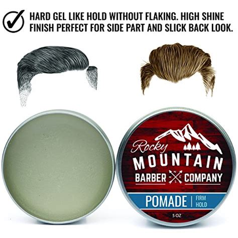 Barbers Pomade Ukuran 100 Gram 3 5oz pomade for 5 oz tub classic styling product with strong firm hold for side part