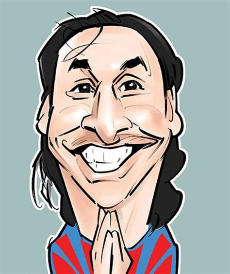 Kaos Bola Messi Karikatur bangkong hejo seni karikatur pemain sepakbola terkenal