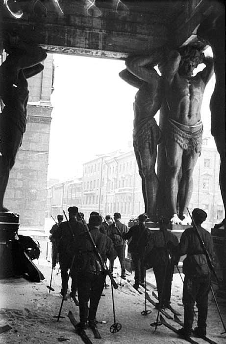 70 Years After The Siege Of Leningrad, Russia Looks Back