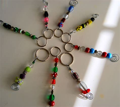 bead keychain beaded keychain tutorial my page 2