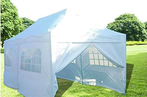 [ portable gazebo with sides ]   big sales quictent white