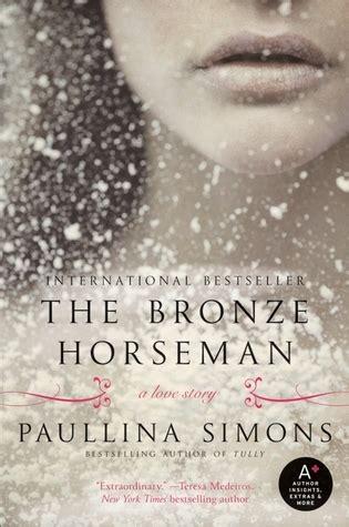 Pdf Tatiana Bronze Horseman Paullina by Book Review The Bronze Horseman Tatiana And