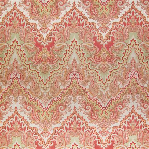 oriental upholstery fabric crimson pink asian upholstery fabric